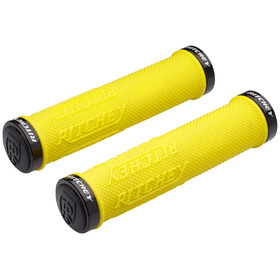 Ritchey WCS True Grip X Bike Grips Lock-On yellow